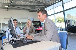 auto lening afsluiten